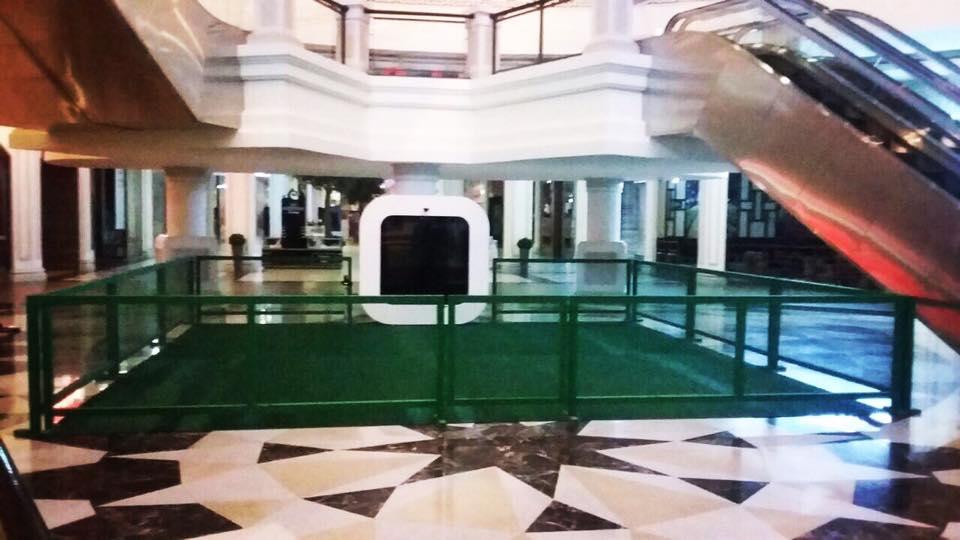 deerfield mall abu dhabi activation