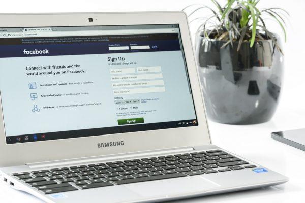 Facebook login signup