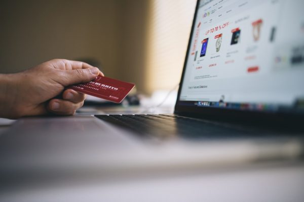 Customer online journey
