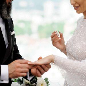 John & Ily Marriage